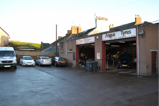 angus tyres arbroath sell tyres