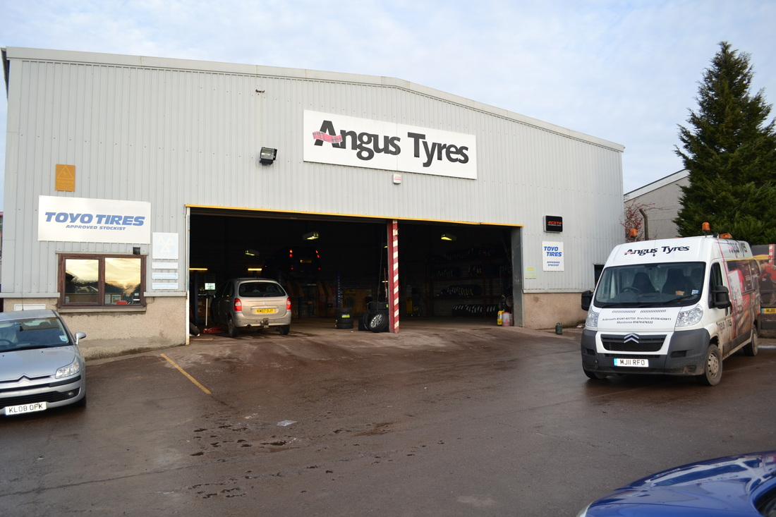 angus tyres brechin sell tyres
