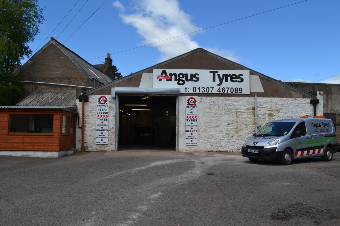 angus tyres forfar sell tyres